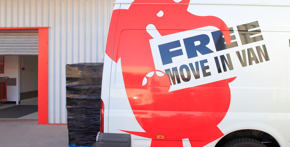 Downsizing Your Home in Chesterfield? Self Storage can Help