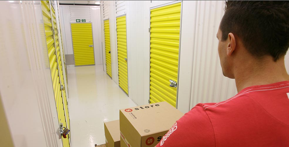 Affordable Storage for Creatives in Chesterfield, Matlock and Bakewell