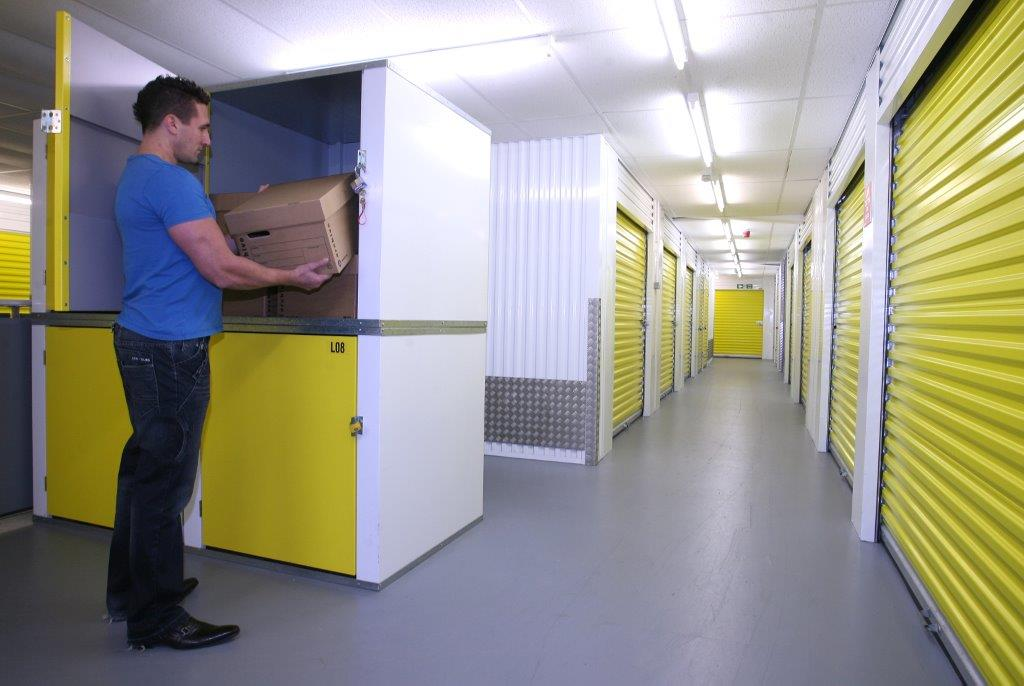 Self Storage When Dealing with Bereavement
